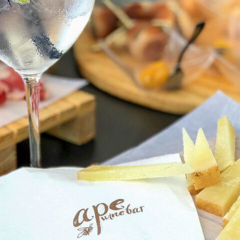 APE Wine Bar St. Stefano