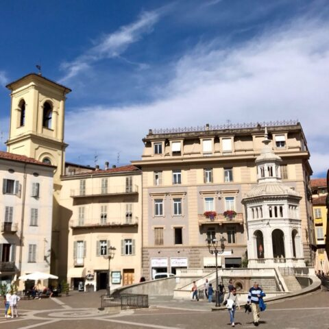 Sodbrunnen in Acqui Terme