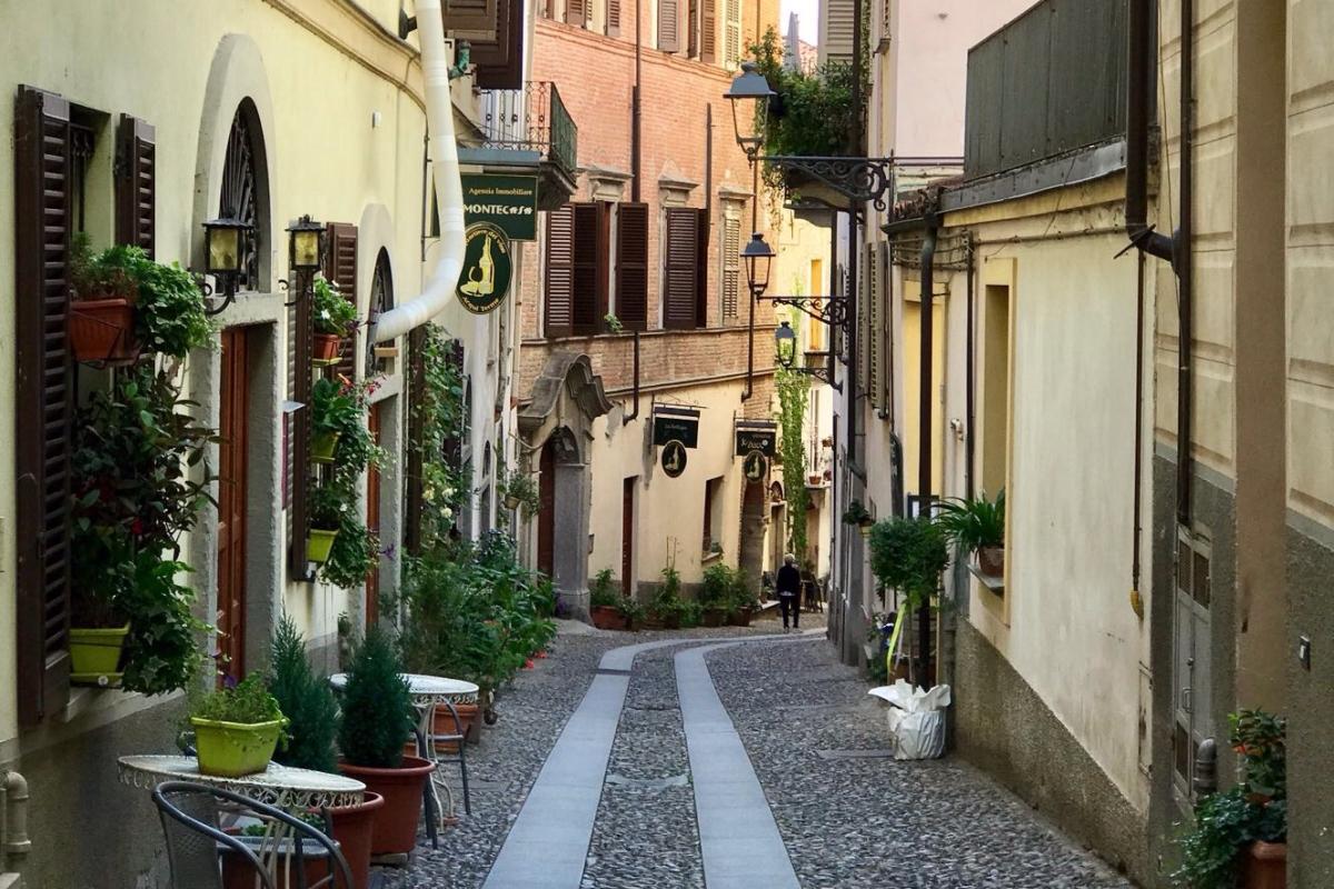 Romantik in Acqui Terme