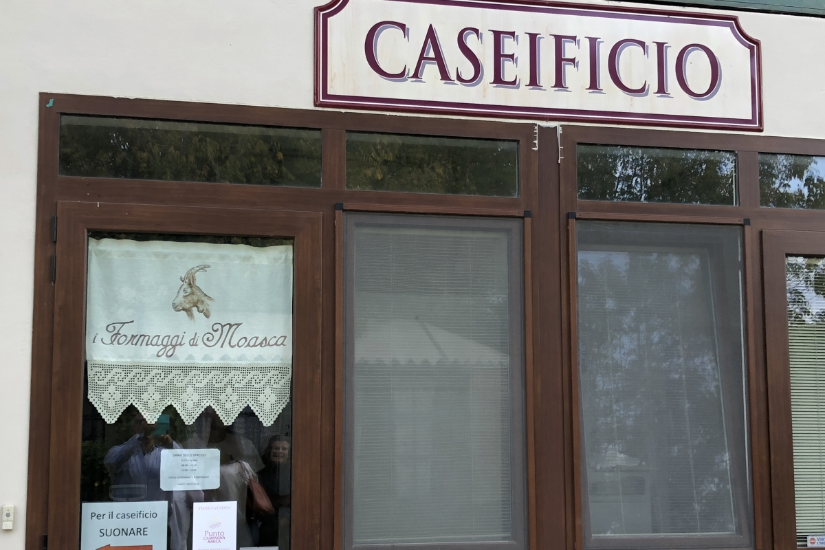 Caseificio Capra Moasca