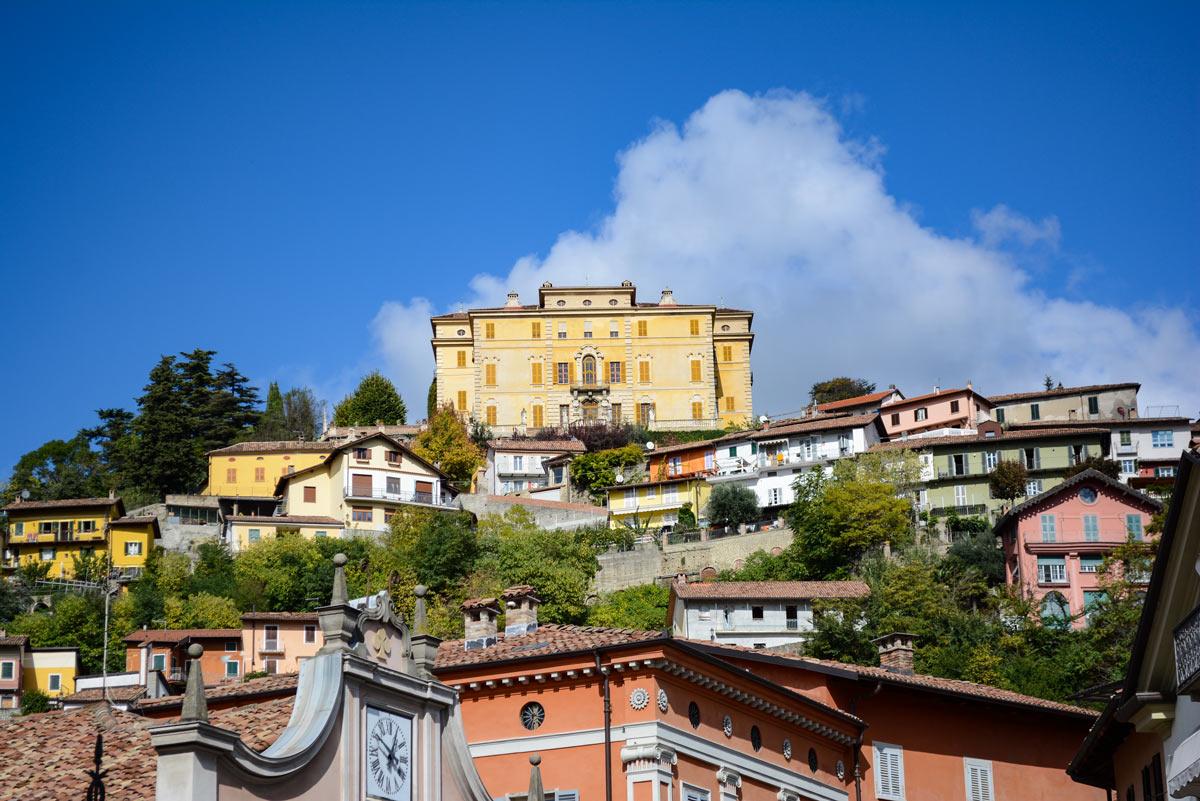 Castello Gancia Canelli