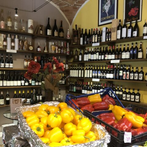 Franca's Laden in Canelli