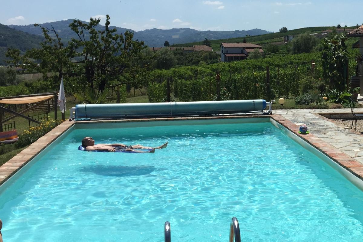 Die Schwimmbad Oase