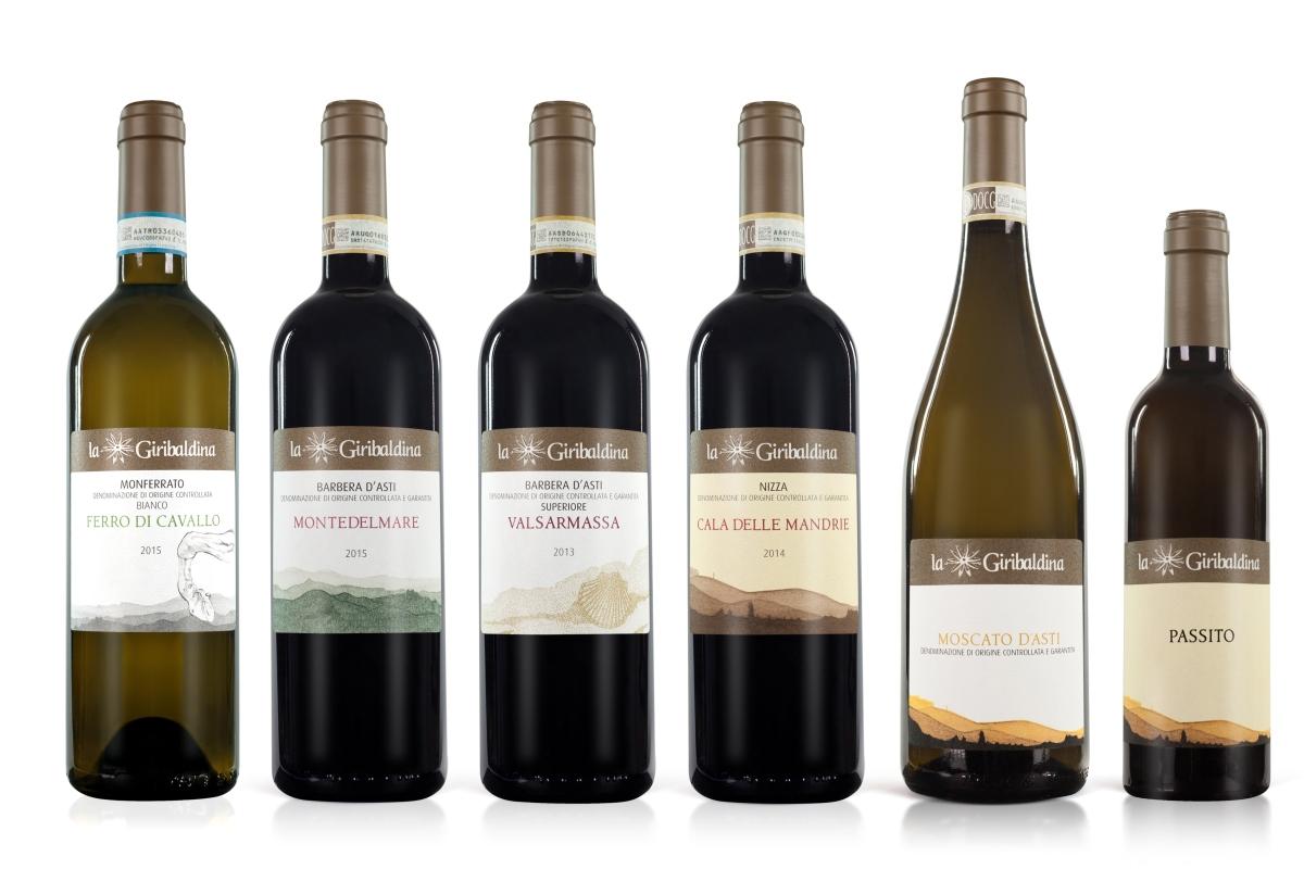 Die Weine der Az. Giribaldina