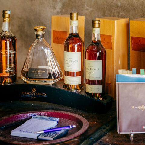 Grappa Distillerie Bocchino